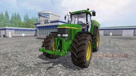 John Deere 7810 v4.2 pour Farming Simulator 2015