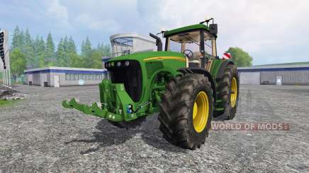 John Deere 8220 [new] pour Farming Simulator 2015