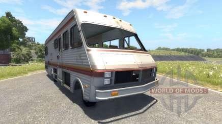 Fleetwood Bounder 31ft RV 1986 für BeamNG Drive