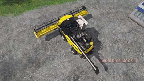 New Holland CR10.90 v1.6 für Farming Simulator 2015
