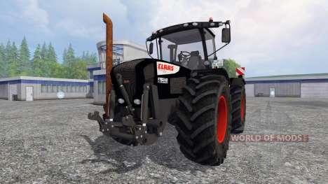 CLAAS Xerion 3300 TracVC Black Edition v1.0 pour Farming Simulator 2015