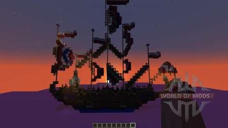 Sambi Fleet pour Minecraft