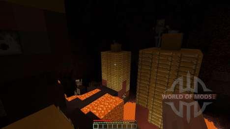 Minecraft Puzzle map: Nether empire für Minecraft