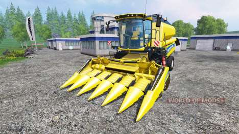 New Holland TC5.90 v1.1 pour Farming Simulator 2015