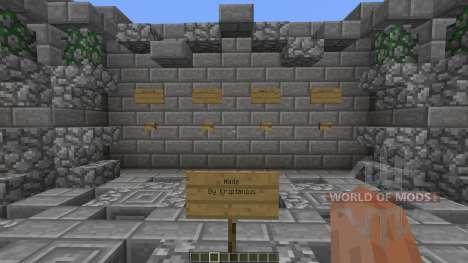 Building Turtorials für Minecraft