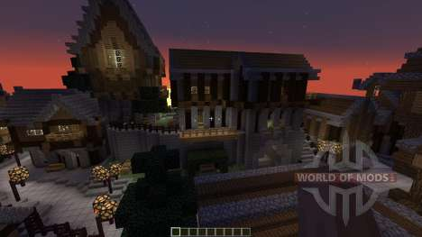 Tiericity pour Minecraft