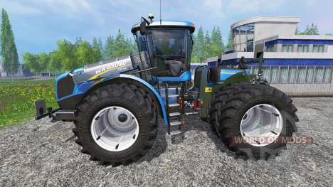New Holland T9.700 [dual wheel] v1.1 pour Farming Simulator 2015