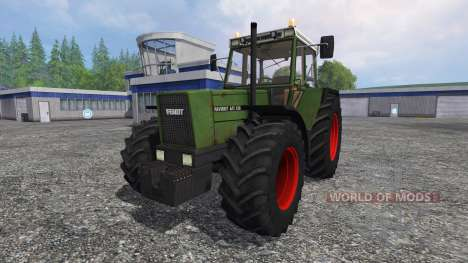 Fendt 611 LSA Turbomatic pour Farming Simulator 2015