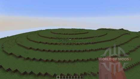 The lands of Aeritium für Minecraft