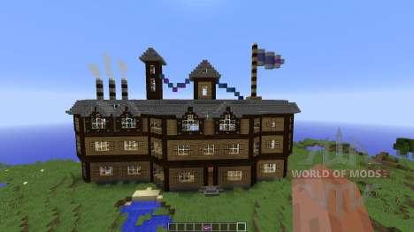 Medieval Nowhere pour Minecraft