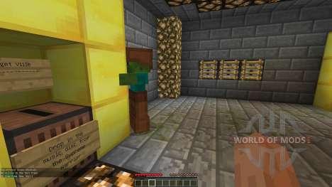 Hardcore Minecraft Challenge für Minecraft