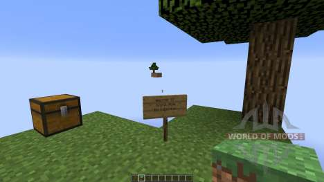 SkyBlock Unlimeted Update für Minecraft