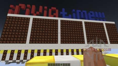 Trivia Game pour Minecraft