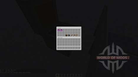 Lost World Sandpit für Minecraft
