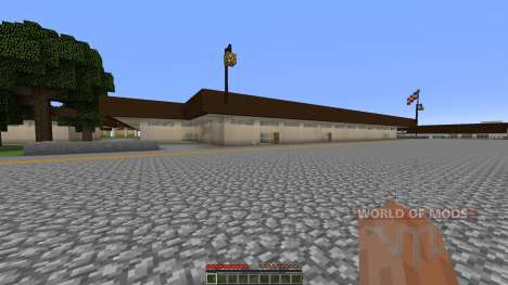 The Timberline pour Minecraft