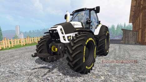 Deutz-Fahr Agrotron 7250 Minion pour Farming Simulator 2015
