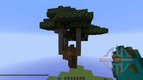 Sky2.0 FUN SURVIVAL MAP für Minecraft