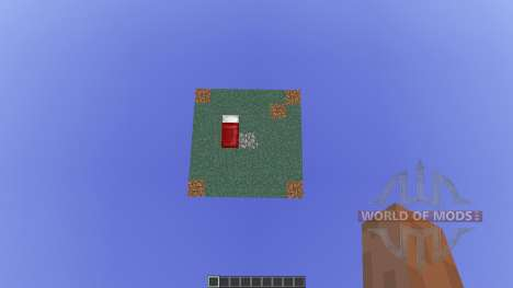 Floating Map Base pour Minecraft