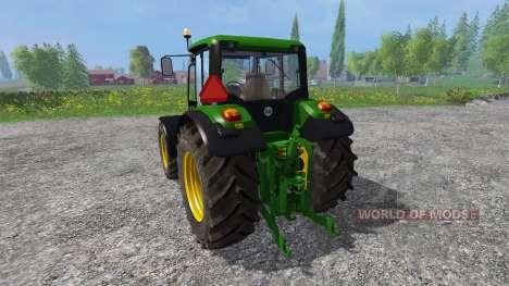 John Deere 6430 comfort pour Farming Simulator 2015