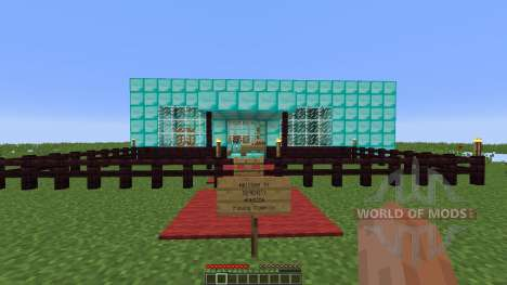 Serenity Mansion pour Minecraft