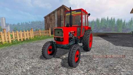 UMZ-CL v1.1 für Farming Simulator 2015