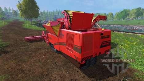 Grimme Tectron 415 v1.0 für Farming Simulator 2015