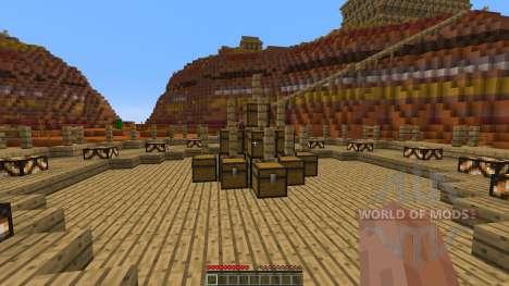 The Wild West SG für Minecraft