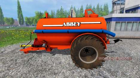 Abbey 2000R pour Farming Simulator 2015