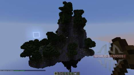 Floating islands Pack 1 pour Minecraft
