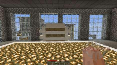 OVER_RUN ZOMBIE-MINI-SPIEL für Minecraft