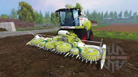 CLAAS Jaguar 870 v2.0 für Farming Simulator 2015