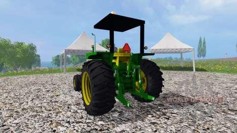John Deere 4020 diesel pour Farming Simulator 2015