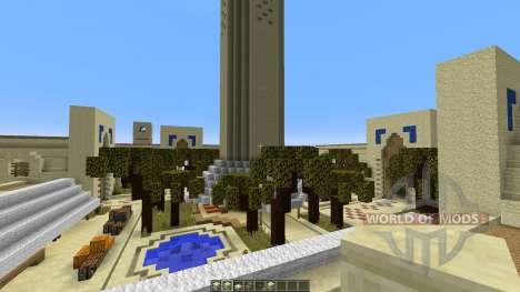 Arabian für Minecraft