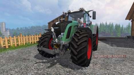 Fendt 936 Vario SCR für Farming Simulator 2015