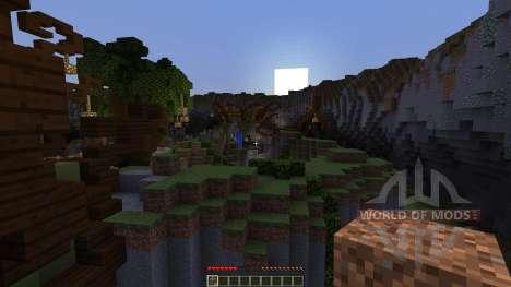 Fantasy KitPVP für Minecraft