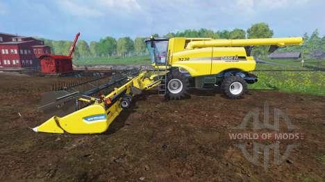 Case IH Axial Flow 9230 v1.4 für Farming Simulator 2015