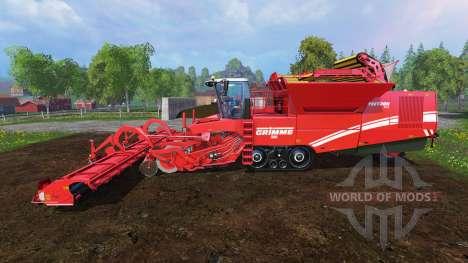 Grimme Tectron 415 [80000 liters] pour Farming Simulator 2015
