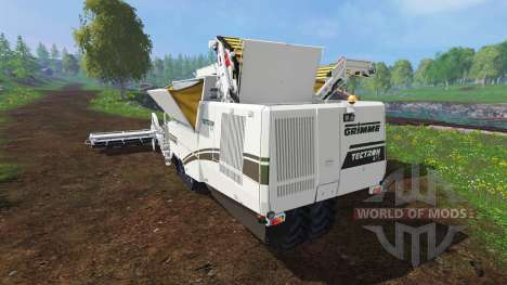 Grimme Tectron 415 v1.1 für Farming Simulator 2015