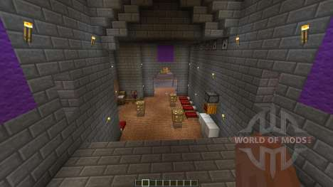 Castle Crashers für Minecraft