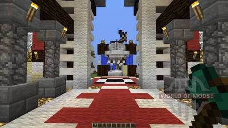 Medieval Spawn für Minecraft