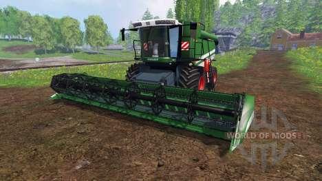 Fendt 9460 R v1.2 für Farming Simulator 2015