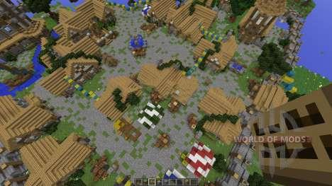 The Town of Noxhen für Minecraft