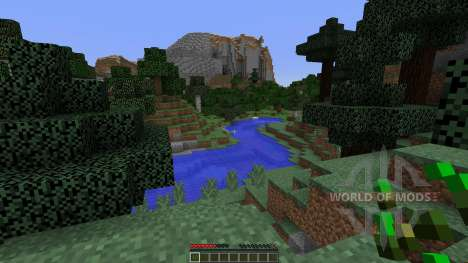 Survival World pour Minecraft