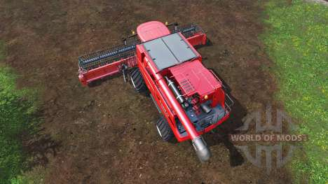 Case IH Axial Flow 7130 [multifruit] pour Farming Simulator 2015