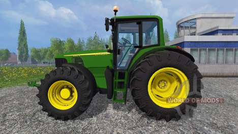 John Deere 6920 S pour Farming Simulator 2015
