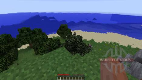 Forest Island pour Minecraft