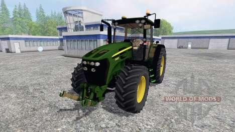 John Deere 7930 v2.0 pour Farming Simulator 2015