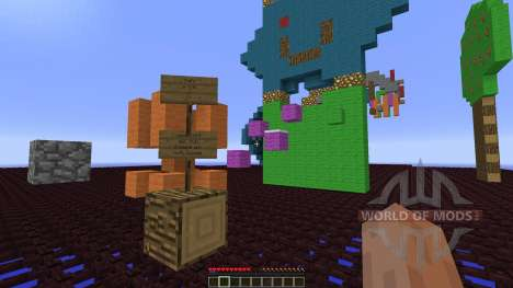 Parkour Pro für Minecraft