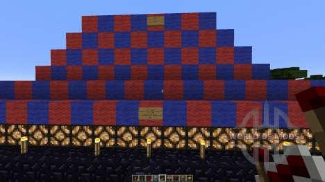 Build Challenge Map pour Minecraft