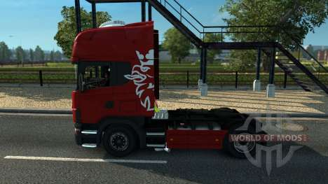 Scania 4 v1.0 für Euro Truck Simulator 2